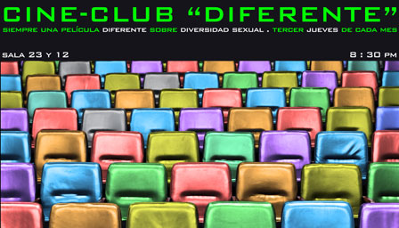 CENESEX - Cine Club Diferente