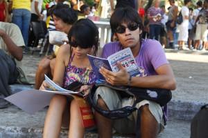 Jóvenes cubanos, la población a la que se dedica el DMSS